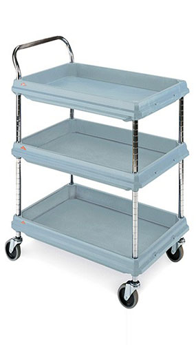 FOOD SERVICE AND UTILITY TROLLEYS